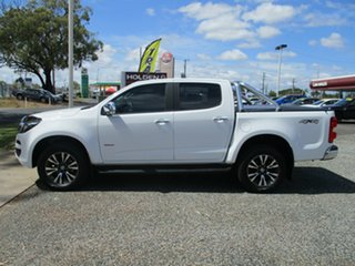 2020 Holden Colorado RG MY20 LTZ Pickup Crew Cab Summit White 6 Speed Sports Automatic Utility