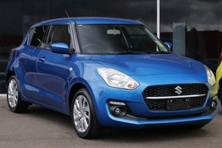 2021 Suzuki Swift AZ Series II GL Navigator Plus Speedy Blue 1 Speed Constant Variable Hatchback.