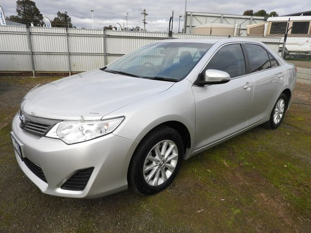 Used Toyota Camry Altise  , 2015 Toyota Camry Altise Silver 5 Speed Automatic Sedan