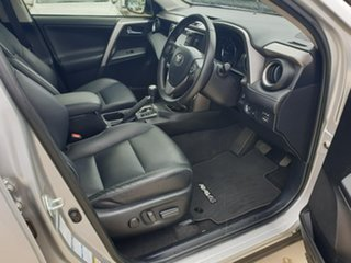 2016 Toyota RAV4 ASA44R Cruiser AWD Silver 6 Speed Sports Automatic Wagon