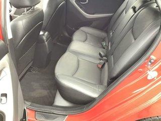 2014 Hyundai Elantra MD3 Trophy Red 6 Speed Manual Sedan