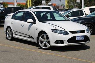 2012 Ford Performance Vehicles GS FG Mk II Boss 315 White 6 Speed Sports Automatic Sedan.