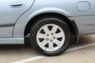2008 Ford Falcon BF MkII XT (LPG) Grey 4 Speed Auto Seq Sportshift Wagon