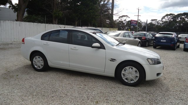Used Holden Commodore VE MY09 Omega, 2008 Holden Commodore VE MY09 Omega White 4 Speed Automatic Sedan
