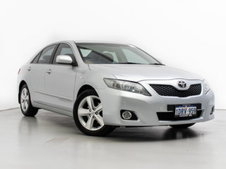 2011 Toyota Camry ACV40R 09 Upgrade Touring SE Silver 5 Speed Automatic Sedan.