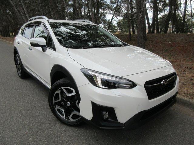 Used Subaru XV G5X MY18 2.0i-S Lineartronic AWD, 2017 Subaru XV G5X MY18 2.0i-S Lineartronic AWD White 7 Speed Constant Variable Wagon