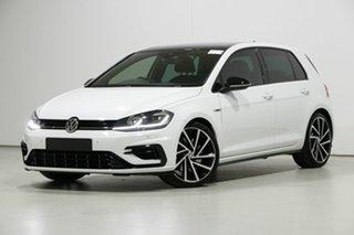 2018 Volkswagen Golf AU MY18 R Grid Edition White 7 Speed Auto Direct Shift Hatchback.