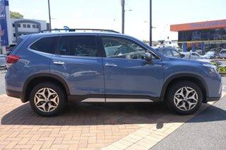 2019 Subaru Forester S5 MY20 Hybrid L CVT AWD Blue 7 Speed Constant Variable Wagon Hybrid.
