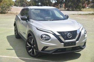 2020 Nissan Juke F16 Ti DCT 2WD Platinum 7 Speed Sports Automatic Dual Clutch Hatchback.