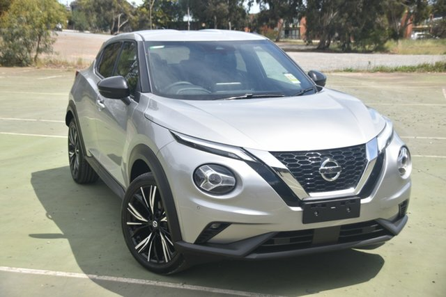 Demo Nissan Juke F16 Ti DCT 2WD St Marys, 2020 Nissan Juke F16 Ti DCT 2WD Platinum 7 Speed Sports Automatic Dual Clutch Hatchback