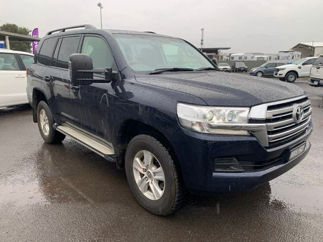 Used Toyota Landcruiser  , Toyota Landcruiser GXL Blue 6 Speed Automatic Wagon