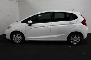 2017 Honda Jazz GF MY17 VTi White 5 Speed Manual Hatchback