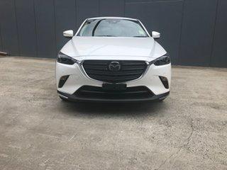2020 Mazda CX-3 DK4W7A Akari SKYACTIV-Drive i-ACTIV AWD Snowflake White 6 Speed Sports Automatic.