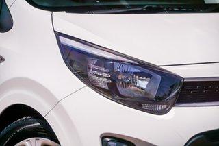 2017 Kia Picanto TA MY17 SI White 4 Speed Automatic Hatchback
