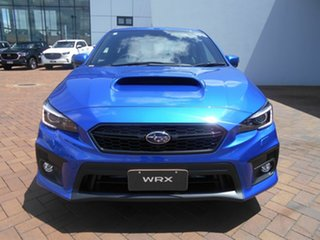 2020 Subaru WRX MY21 Premium (AWD) WR Blue Mica 6 Speed Manual Sedan.