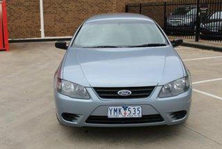 2008 Ford Falcon BF MkII XT (LPG) Grey 4 Speed Auto Seq Sportshift Wagon.