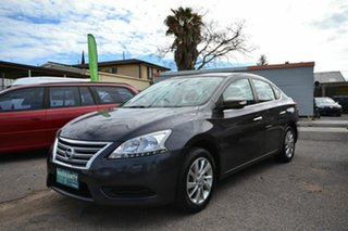 2014 Nissan Pulsar B17 ST Grey Continuous Variable Sedan.