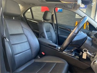 2011 Mercedes-Benz C-Class W204 C250 CDI BlueEFFICIENCY Avantgarde Iridium Silver Sports Automatic