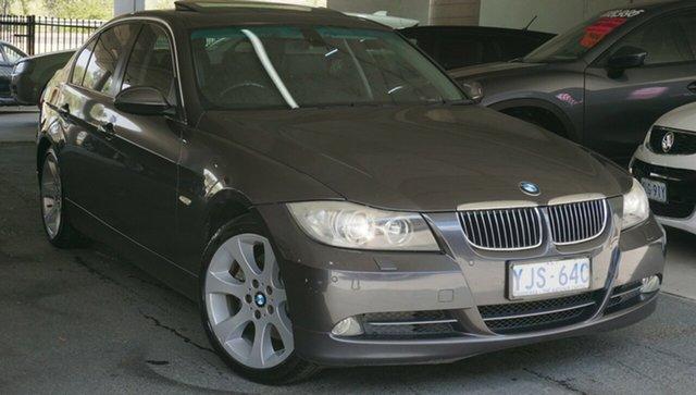 Used BMW 3 Series E90 330i Steptronic, 2006 BMW 3 Series E90 330i Steptronic Grey 6 Speed Sports Automatic Sedan