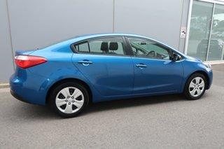 2014 Kia Cerato YD MY15 S Blue 6 Speed Sports Automatic Sedan