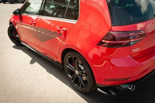 2020 Volkswagen Golf 7.5 MY20 GTI TCR DSG Red 6 Speed Sports Automatic Dual Clutch Hatchback.