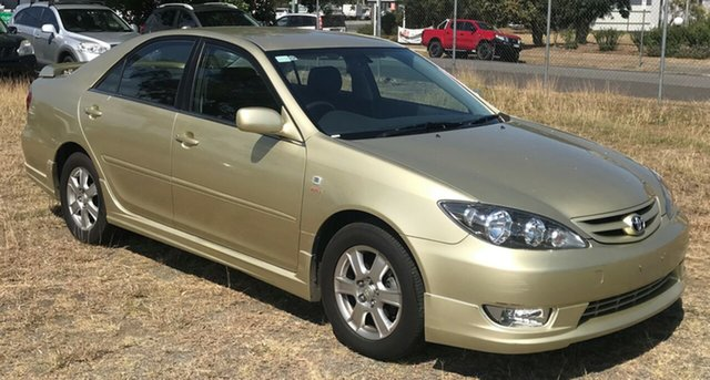 Used Toyota Camry ACV36R Sportivo, 2005 Toyota Camry ACV36R Sportivo Gold 4 Speed Automatic Sedan