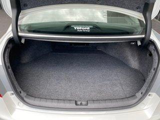 2013 Honda Accord 9th Gen MY13 VTi-L White 5 Speed Sports Automatic Sedan