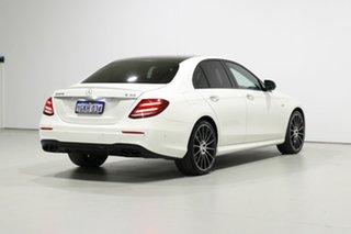 2017 Mercedes-Benz E-Class W213 808MY E43 AMG 9G-Tronic PLUS 4MATIC Diamond White 9 Speed
