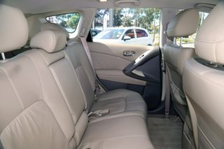 2010 Nissan Murano Z51 TI White 6 Speed Constant Variable Wagon