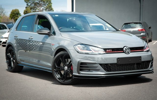 New Volkswagen Golf 7.5 MY20 GTI TCR DSG, 2020 Volkswagen Golf 7.5 MY20 GTI TCR DSG Grey 6 Speed Sports Automatic Dual Clutch Hatchback