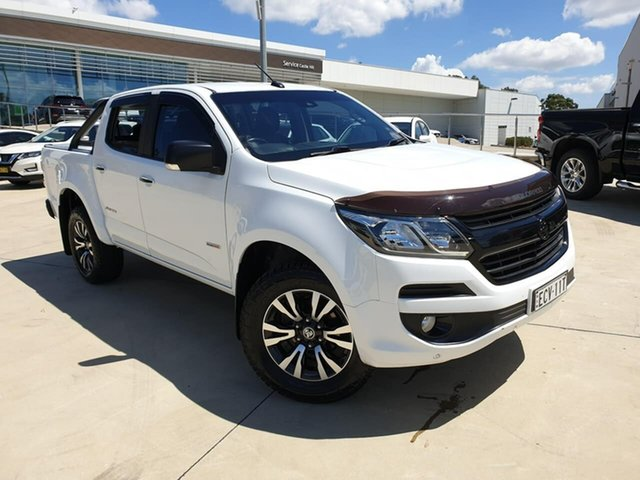 Used Holden Colorado RG MY18 Storm Pickup Crew Cab, 2017 Holden Colorado RG MY18 Storm Pickup Crew Cab White 6 Speed Sports Automatic Utility
