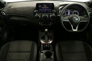 2021 Nissan Juke F16 TI Pearl Black 7 Speed Auto Dual Clutch Hatchback