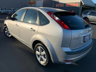 2008 Ford Focus LT LX Silver 5 Speed Manual Hatchback.
