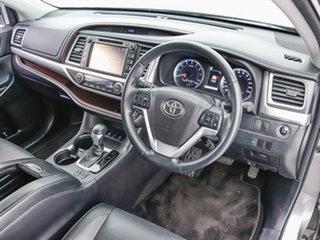 2017 Toyota Kluger GSU55R GXL (4x4) Grey 6 Speed Automatic Wagon