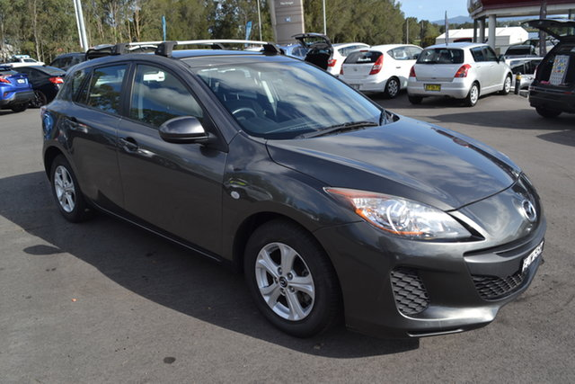 Used Mazda 3 BL10F2 MY13 Neo Activematic Maitland, 2013 Mazda 3 BL10F2 MY13 Neo Activematic Grey 5 Speed Sports Automatic Hatchback