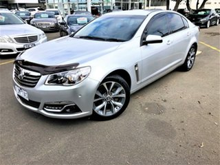 2015 Holden Calais VF MY15 Silver 6 Speed Sports Automatic Sedan.