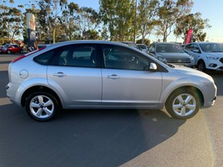 2008 Ford Focus LT LX Silver 5 Speed Manual Hatchback