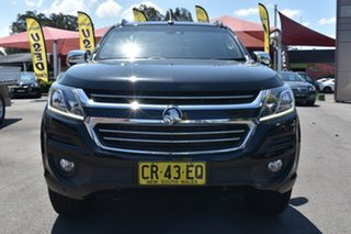 2018 Holden Trailblazer RG MY18 LTZ Black 6 Speed Sports Automatic Wagon