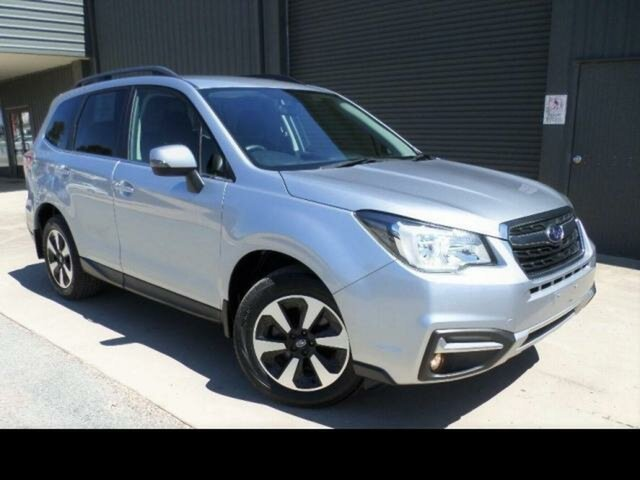 Used Subaru Forester MY17 2.5I-L, 2017 Subaru Forester MY17 2.5I-L Silver Continuous Variable Wagon