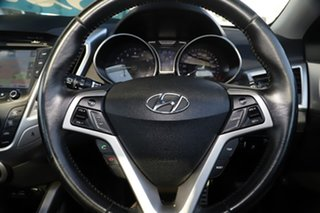 2014 Hyundai Veloster FS2 Coupe D-CT White 6 Speed Sports Automatic Dual Clutch Hatchback