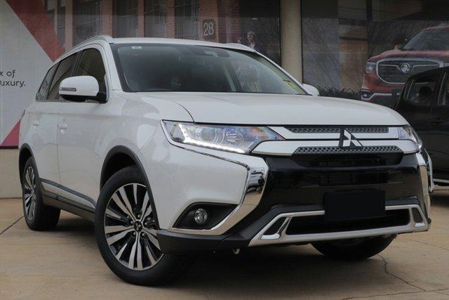 New Mitsubishi Outlander ZL MY20 LS 2WD, 2020 Mitsubishi Outlander ZL MY20 LS 2WD Starlight 6 Speed Constant Variable Wagon