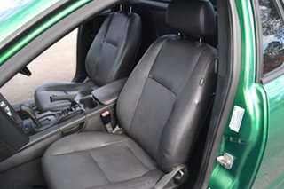2010 Holden Ute VE II SV6 Green 6 Speed Sports Automatic Utility