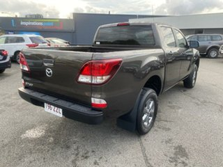 2018 Mazda BT-50 UR0YG1 XT 4x2 Hi-Rider Grey 6 Speed Manual Utility.