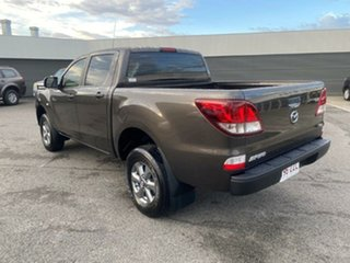 2018 Mazda BT-50 UR0YG1 XT 4x2 Hi-Rider Grey 6 Speed Manual Utility