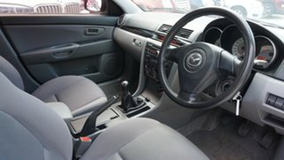2007 Mazda 3 BK10F2 Neo Silver 5 Speed Manual Sedan