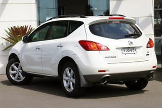 2010 Nissan Murano Z51 TI White 6 Speed Constant Variable Wagon.