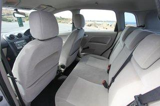 2004 Ford Fiesta WP Ghia Grey 5 Speed Manual Hatchback