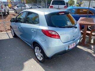 2008 Mazda 2 DE Neo Blue 5 Speed Manual Hatchback.