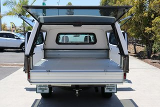2017 Holden Colorado RG MY16 LS Space Cab White 6 speed Automatic Cab Chassis