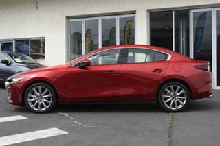 2020 Mazda 3 BP2SLA G25 SKYACTIV-Drive GT Soul Red Crystal 6 Speed Sports Automatic Sedan
